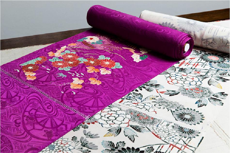 4 Preparation of kimono